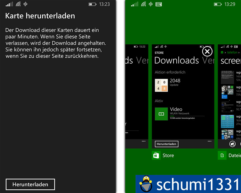 Windows Phone 8 - Multitasking