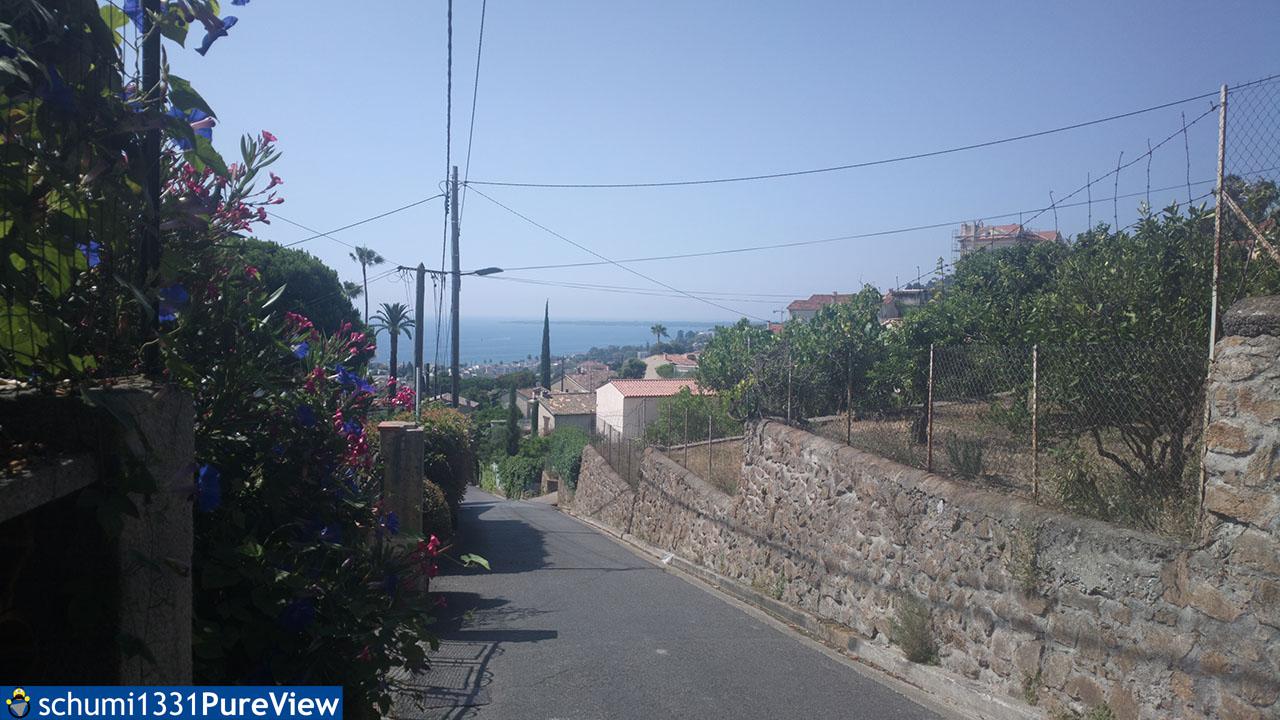 Vallauris und das Mittelmeer *-*