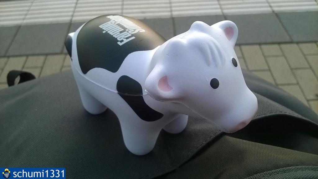Die Gummi-Kuh :)