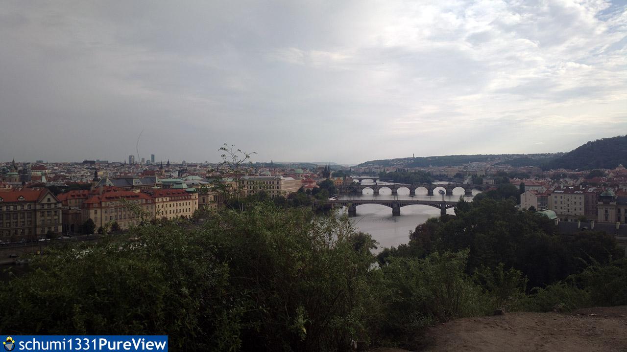 Sightseeing in Prag