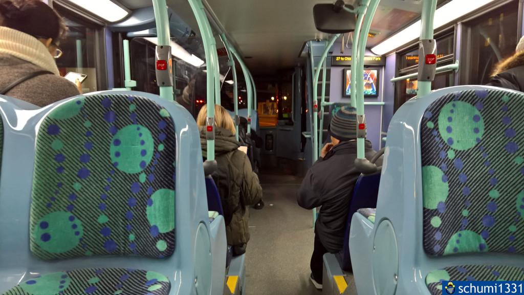 Londoner Doppeldecker-Bus