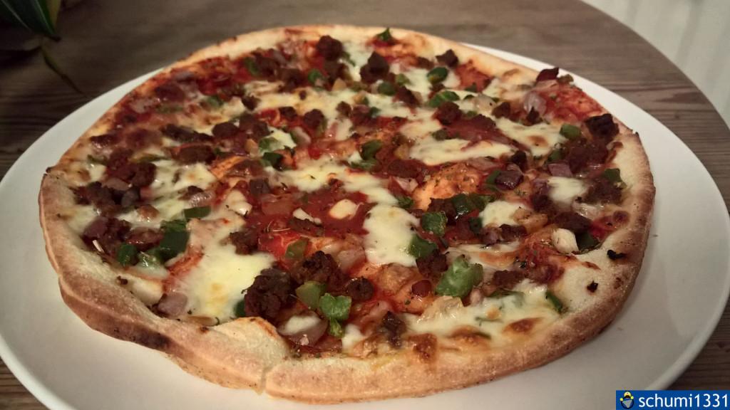 Pizza \o/