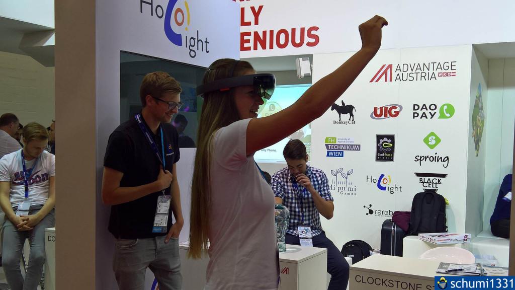 Die HoloLens
