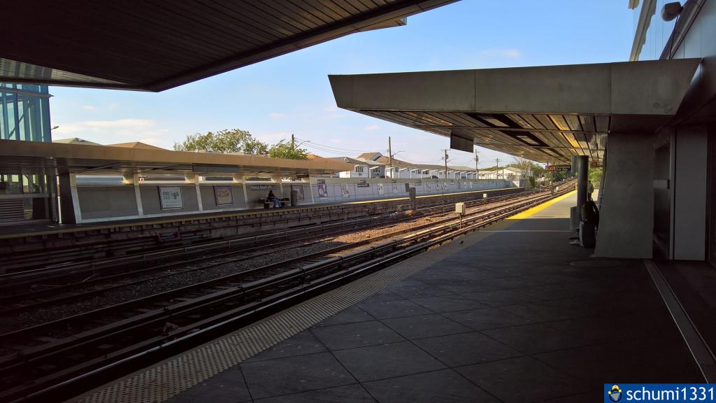 Erster Kontakt mit der New Yorker Subway
