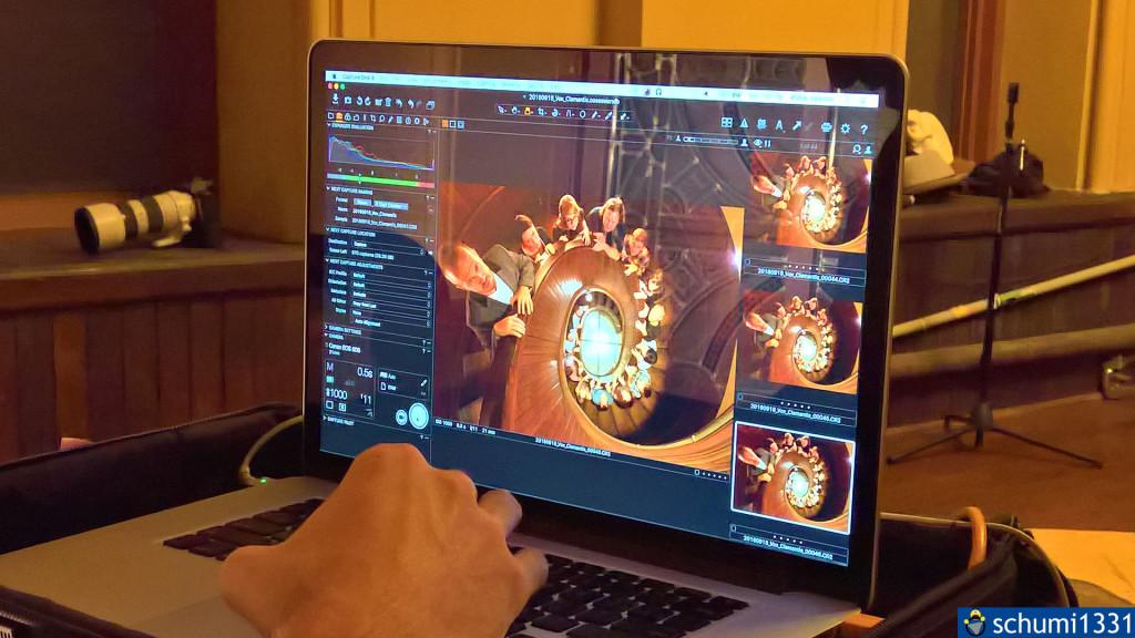 Fotoergebnisse am PC