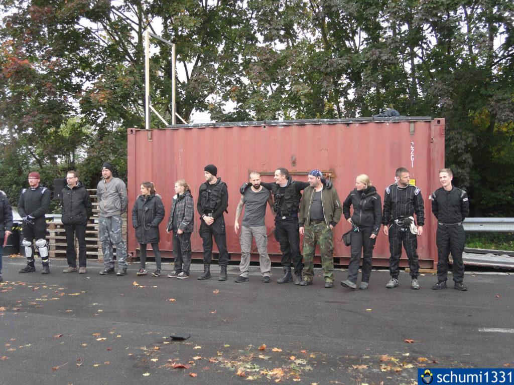 Die Stunt-Crew