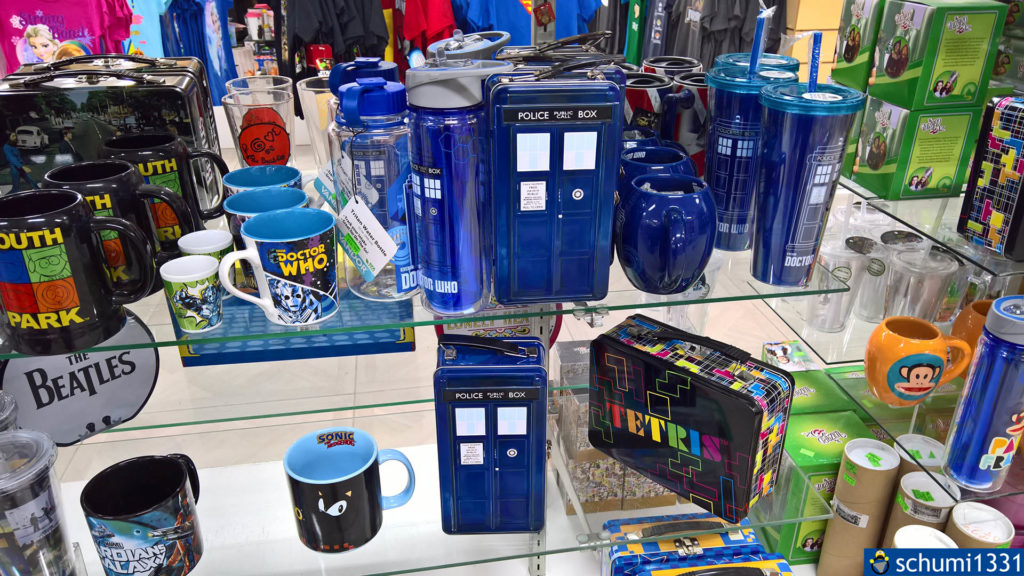 Doctor Who-Merch \o/