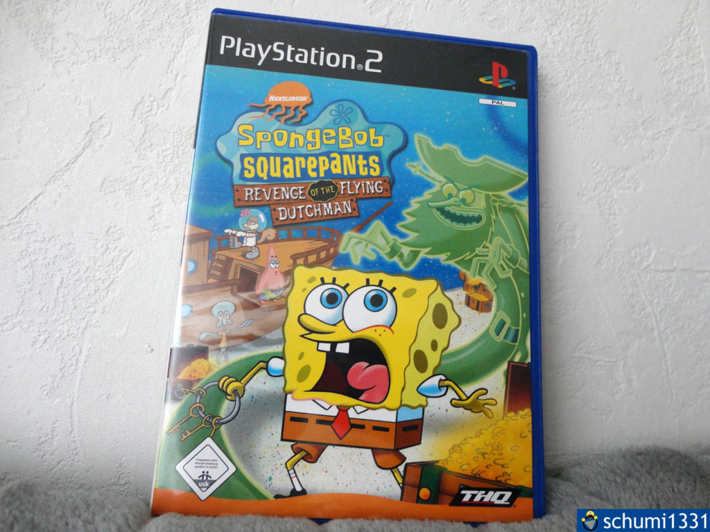 SpongeBob SquarePants: Revenge of the Flying Dutchman